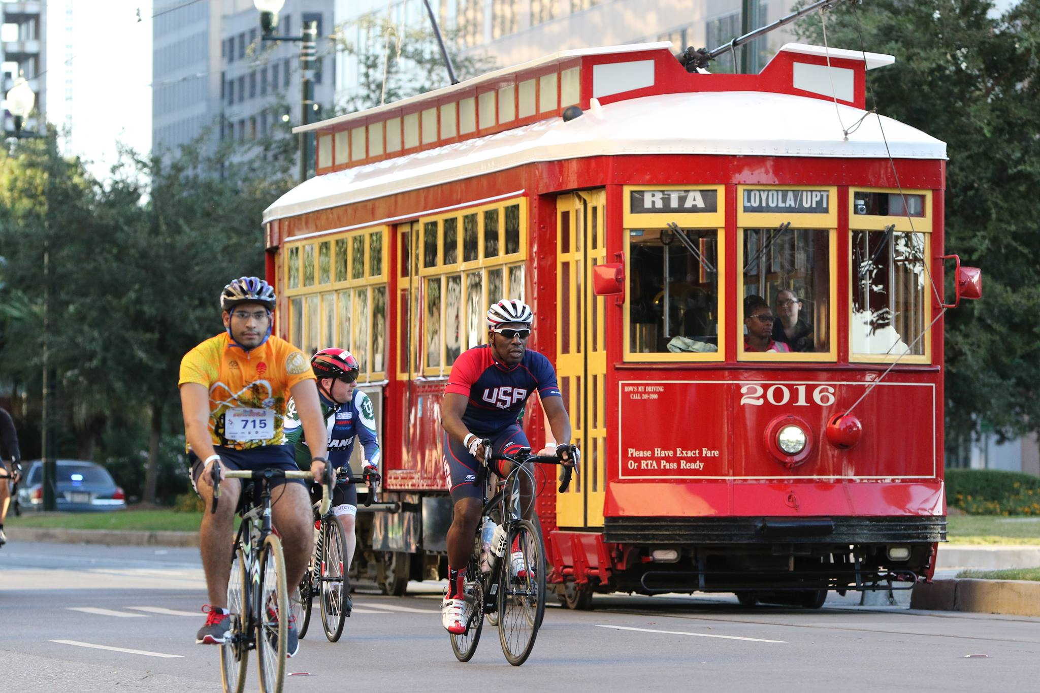 Entergy Bike The Big Easy New Orleans Photo Gallery